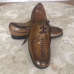 Vintage Vagabond Slater Handmade in Spain Oxfords